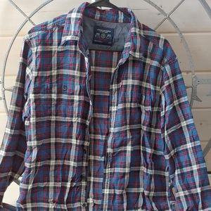 American Eagle mens Flannel shirt